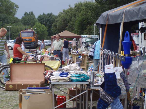 Flohmarkt Franz